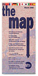 March 2000 multilingual subway map