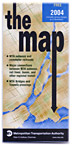 November 2004 subway map