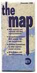 December 1999 subway map